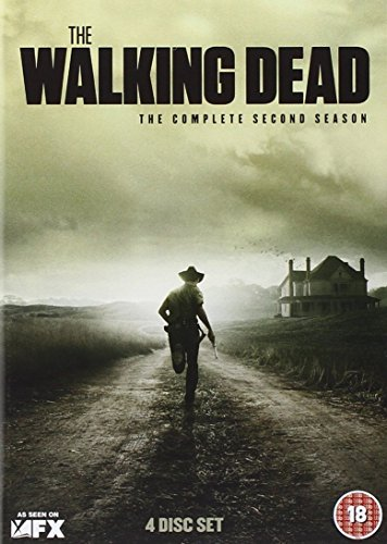 The Walking Dead - Season 2 [DVD] from ENTERTAINMENT ONE
