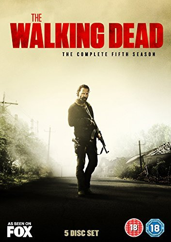 The Walking Dead - Season 5 [DVD] from Entertainment One
