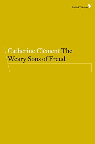 The Weary Sons of Freud (Radical Thinkers) from Verso