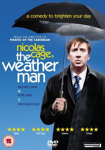 The Weather Man [DVD] from Entertainment One