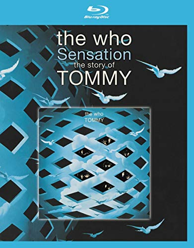 The Who: Sensation - The Story Of Tommy [Blu-ray] [2014] from Eagle Rock