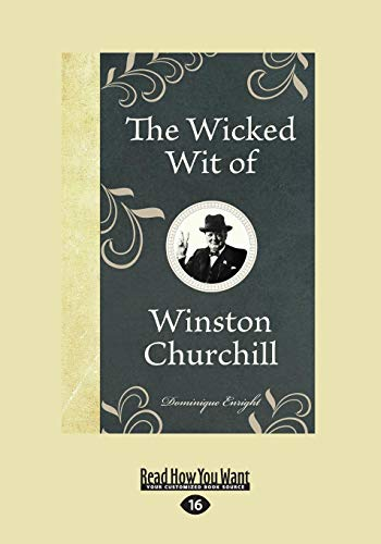 The Wicked Wit of Winston Churchill from ReadHowYouWant
