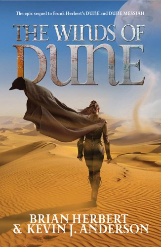 Winds of Dune from Simon & Schuster UK