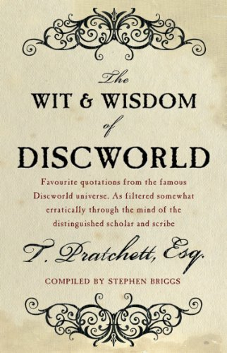 The Wit And Wisdom Of Discworld from imusti