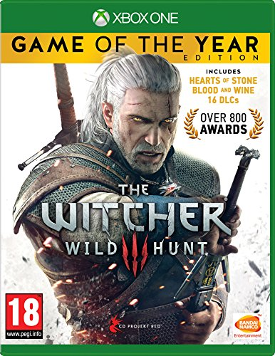 The Witcher 3 Game of the Year Edition (Xbox One) from Bandai Namco Entertainment