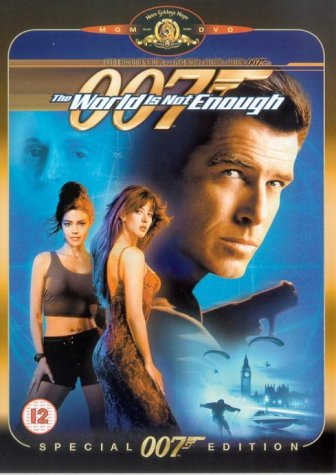 The World Is Not Enough [DVD] [1999] from MGM