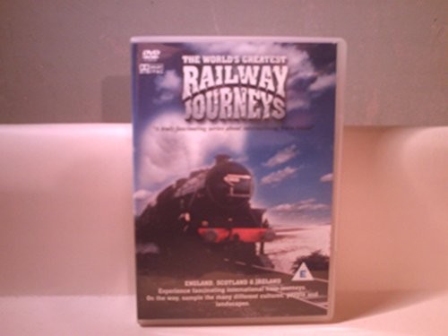 The World's Greatest Railway Journeys - England - Scotland And Ireland - (DVD) from Musicbank