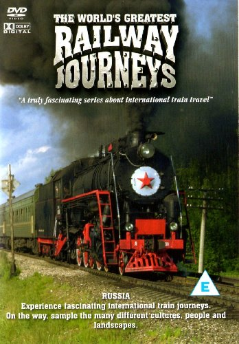 The World's Greatest Railway Journeys - Russia (DVD) from Musicbank