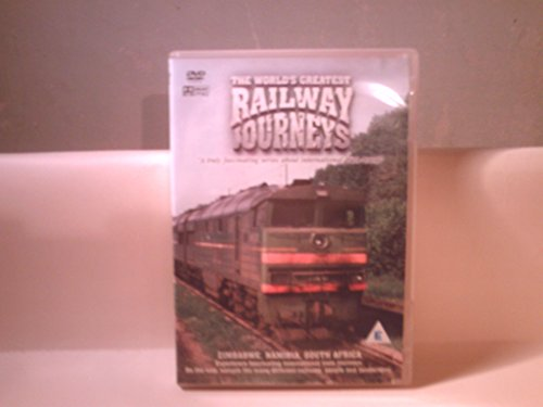 The World's Greatest Railway Journeys - Zimbabwe,Namibia,South Africa (DVD) from Musicbank