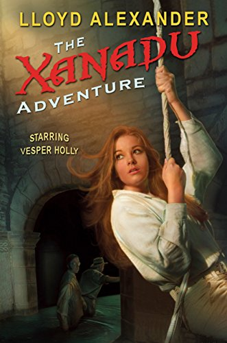 The Xanadu Adventure (Vesper Holly) from Puffin Books