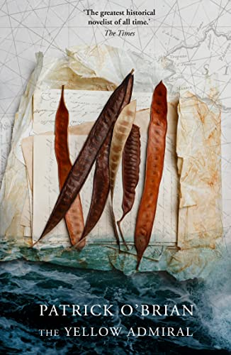 THE YELLOW ADMIRAL from HarperCollins Publishers
