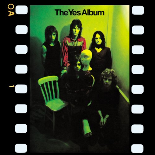 The Yes Album [Expanded & Remastered] from RHINO RECORDS