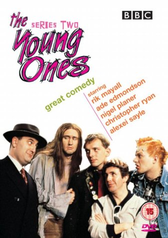 The Young Ones - Series 2 (1984) [DVD] from BBC