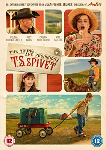 The Young and Prodigious T S Spivet [DVD] from Entertainment One