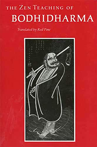 The Zen Teachings of Bodhidharma from North Point Press
