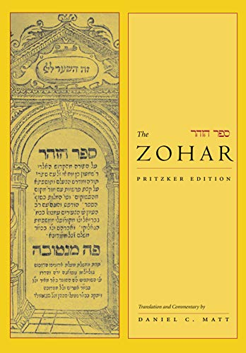 The Zohar: Pritzker Edition, Volume Four: Vol 4 from Stanford University Press