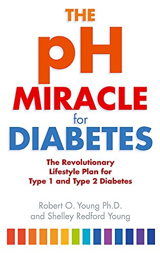 The pH Miracle For Diabetes: The Revolutionary Lifestyle Plan for Type 1 and Type 2 Diabetes from Piatkus