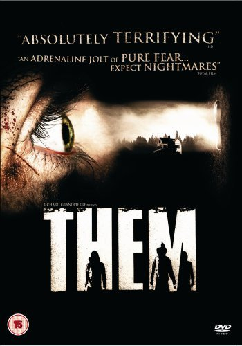 Them [DVD] from Metrodome