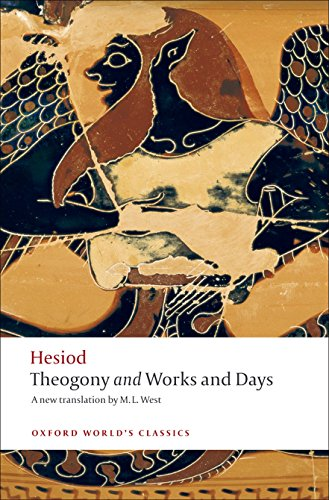 Theogony and Works and Days (Oxford World's Classics) from OUP Oxford
