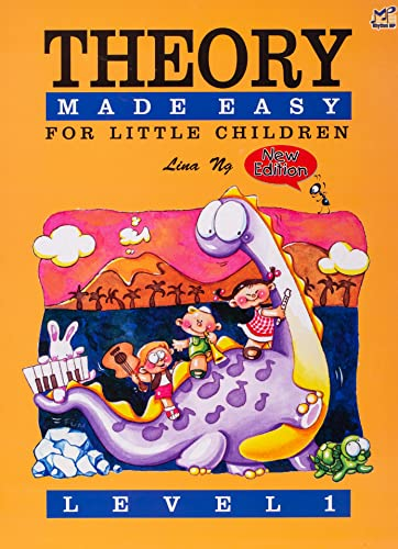 Theory Made Easy for Little Children, Level 1 from Rhythm MP