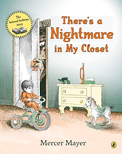 There's a Nightmare in my Closet (Picture Puffin) from Puffin Books