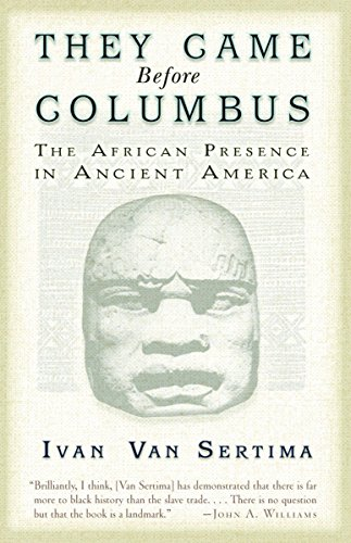 They Came Before Columbus (Journal of African Civilizations) from Random House USA Inc