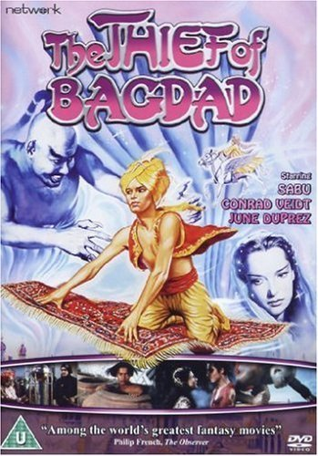 Thief Of Bagdad [DVD] from Network