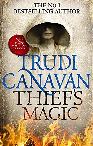 Thief's Magic: The bestselling fantasy adventure (Book 1 of Millennium's Rule) from Orbit