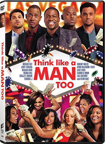 Think Like a Man Too [DVD] [2014] [Region 1] [US Import] [NTSC] from Sony