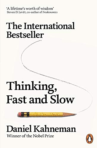 Thinking, Fast and Slow from Penguin