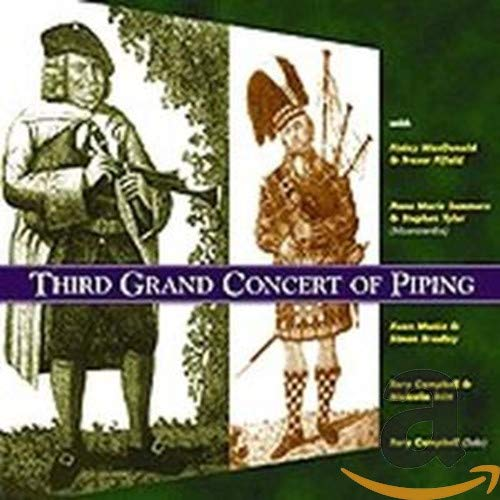 Third Grand Concert Of Piping from Greentrax
