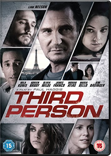 Third Person [DVD] [2014] from Sony Pictures Home Entertainment