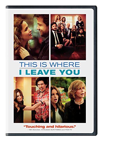 This Is Where I Leave You [DVD] [2014] [Region 1] [US Import] [NTSC] from Warner Manufacturing