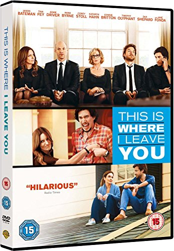 This Is Where I Leave You [DVD] [2015] from Whv