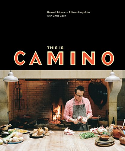 This is Camino from Ten Speed Press