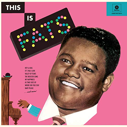 This Is Fats + 2 Bonus Tracks [VINYL] from WAX TIME RECORDS