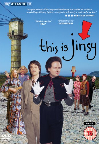 This is Jinsy [DVD] from 2entertain