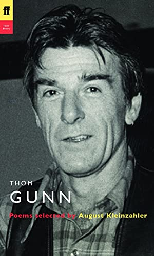 Thom Gunn (Poet to Poet) from Faber & Faber