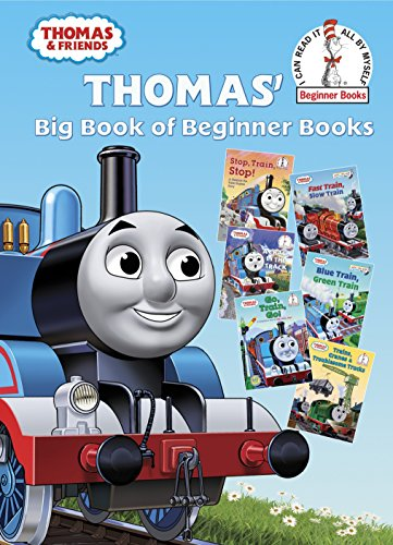 Thomas' Big Book of Beginner Books (Thomas & Friends (Hardcover)) from Random House Books for Young Readers
