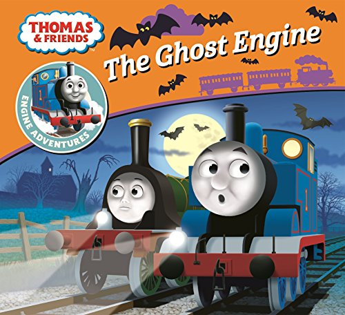Thomas & Friends: The Ghost Engine (Thomas Engine Adventures) from Egmont UK Ltd