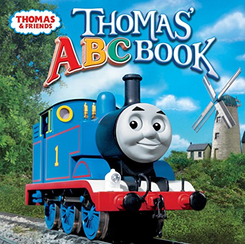 Thomas' ABC Book (Thomas & Friends) (Please Read to Me (Paperback)) from Random House Books for Young Readers