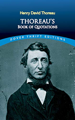 Thoreau (Dover Thrift Editions) from Dover Publications