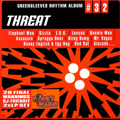 Threat Riddim [VINYL]