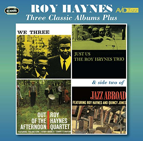 Three Classic Albums Plus (We Three / Just Us / Out Of The Afternoon) from Avid Jazz