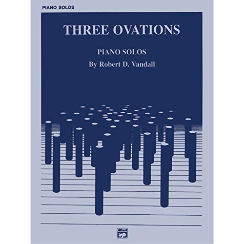 Three Ovations from Alfred Music