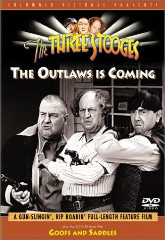 Three Stooges: Outlaws Is Coming [DVD] [Region 1] [US Import] [NTSC] from Sony