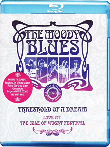 Threshold Of A Dream - Live At The IOW Festival 1970 [Blu-ray] [2010] from Eagle Rock
