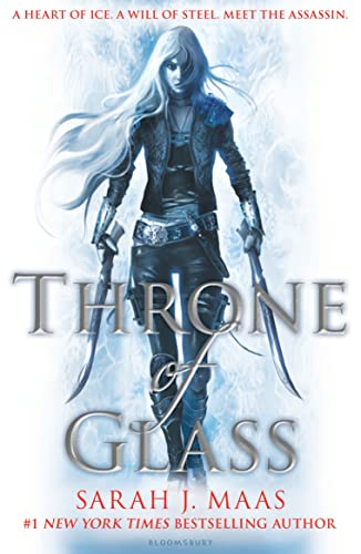 Throne of Glass: 1 from Bloomsbury Publishing PLC