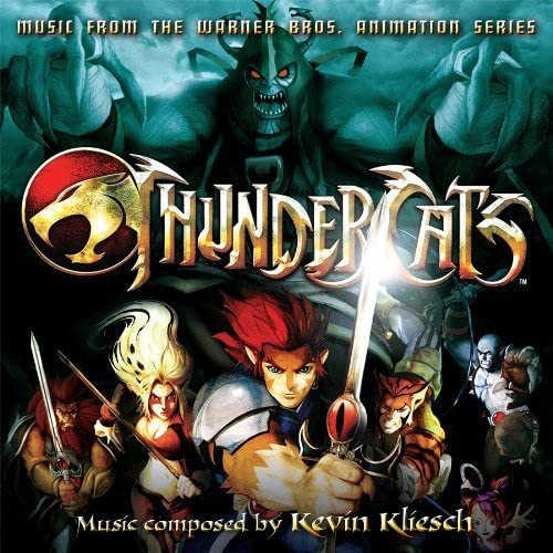 Thundercats - Music From The Warner Bros. Animation Series from La La Land Records