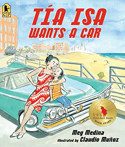 Tia ISA Wants a Car from Candlewick Press (MA)